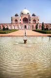 Tomb of Humayun in Delhi Royalty Free Stock Photos