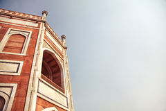 Tomb of Humayun in Delhi Stock Images