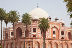 Tomb of Humayun in Delhi Royalty Free Stock Photo
