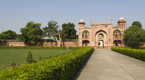 Tomb of I'timād-ud-Daulah (Baby Taj Mahal) Royalty Free Stock Image