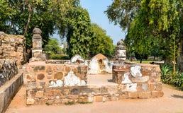 Tomb of Iltutmish at Qutb Complex in Delhi, India. Tomb of Iltutmish at Qutb Complex in Delhi. A world heritage site in India Stock Images