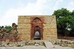 Tomb of Iltutmish Stock Photo