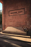 Tomb of Immanuel Kant. On the island with the same name in Kaliningrad, formerly Koenigsberg Royalty Free Stock Photo