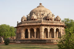 Tomb of Isa Khan Stock Image