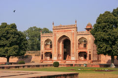 Tomb of Itimad-ud-Daulah in Agra, Uttar Pradesh, India Royalty Free Stock Photography