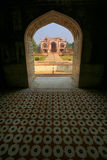 Tomb of Itimad-ud-Daulah in Agra, Uttar Pradesh, India Royalty Free Stock Photo