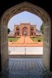Tomb of Itimad-ud-Daulah in Agra, Uttar Pradesh, India Royalty Free Stock Photo
