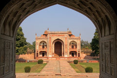 Tomb of Itimad-ud-Daulah in Agra, Uttar Pradesh, India Stock Photos