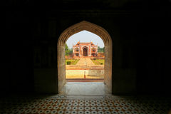 Tomb of Itimad-ud-Daulah in Agra, Uttar Pradesh, India Stock Image