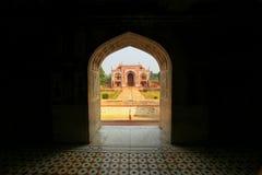 Tomb of Itimad-ud-Daulah in Agra, Uttar Pradesh, India Stock Image