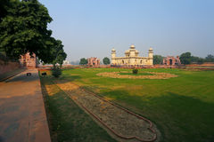 Tomb of Itimad-ud-Daulah in Agra, Uttar Pradesh, India Royalty Free Stock Image