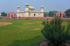 Tomb of Itimad-ud-Daulah in Agra, Uttar Pradesh, India Royalty Free Stock Photos
