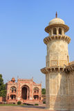 Tomb of Itimad-ud-Daulah in Agra, Uttar Pradesh, India Stock Images