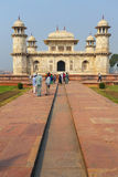 Tomb of Itimad-ud-Daulah in Agra, Uttar Pradesh, India Royalty Free Stock Photography