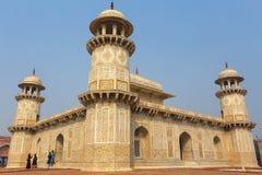 Tomb of Itimad-ud-Daulah in Agra, Uttar Pradesh, India Stock Photo