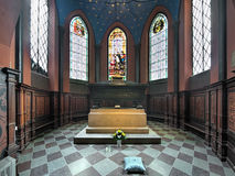 Tomb of Karin Mansdotter, a Queen of Sweden, in Turku Cathedral, Finland Stock Images