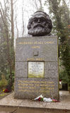 Tomb of Karl Marx Stock Photography