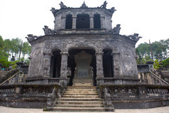 Tomb of Khai Dinh Royalty Free Stock Images