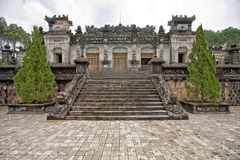 Tomb of Khai Dinh Royalty Free Stock Image
