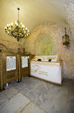 Tomb of King David Royalty Free Stock Photos