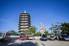 Binh Duong city, viet nam Royalty Free Stock Images