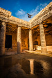 Tomb of the Kings Stock Photography