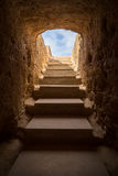 Tomb of Kings. The Tomb of Kings, Paphos Royalty Free Stock Photo