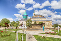 Tomb of Mevlana Stock Photo