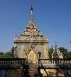 Tomb of Mindon Min King in Mandalay, Myanmar (Burma) Stock Photo
