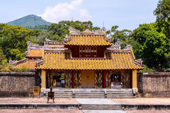 Tomb of Minh Mang Royalty Free Stock Image