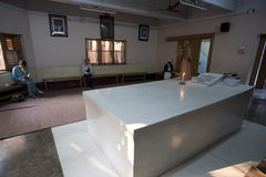 The tomb of mother teresa Royalty Free Stock Image