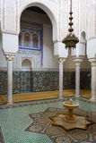 Tomb of Moulay Ismail Royalty Free Stock Photo