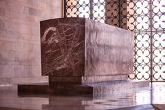Tomb of Mustafa Kemal Ataturk Royalty Free Stock Photography