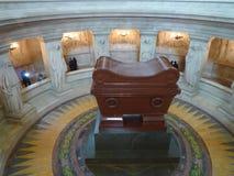 Tomb of Napoleon Bonaparte Royalty Free Stock Photography