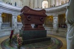 Tomb of Napoleon Bonaparte Stock Photography