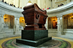 Tomb of Napoleon, Paris Stock Photo