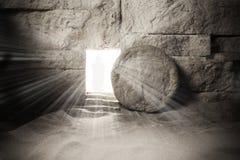 Free Tomb Of Jesus. Jesus Christ Resurrection. Christian Easter Concept Stock Photo - 175948600