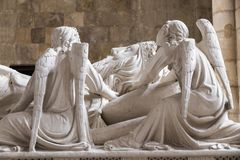 Free Tomb Of Peter I Of Portugal Stock Photography - 113547512