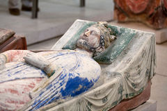 Free Tomb Of Richard The Lionheart Stock Photo - 32503680