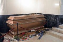 Tomb of Otto von Habsburg, Vienna, Austria Stock Images