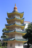 Tomb pagoda of chenjingxian Royalty Free Stock Images