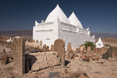 Tomb of prophet Bin Ali Royalty Free Stock Image