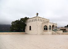 Tomb of Prophet Job, Lebanon Stock Image