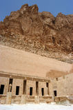 Tomb of Queen Hatshepsut Stock Images