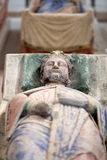 Tomb of Richard the Lionheart Royalty Free Stock Image