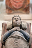 Tomb of Richard the Lionheart and Isabella of Angouleme Royalty Free Stock Photos
