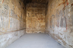 A tomb-room Ramses III stock image