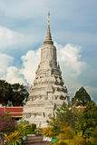 The tomb in Royal Palace in Phnom Penh, Cambodia Stock Photography