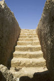 Tomb ruins in Cyprus 2 Royalty Free Stock Photo