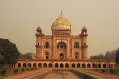 Tomb of Safdarjung, New Delhi Royalty Free Stock Images